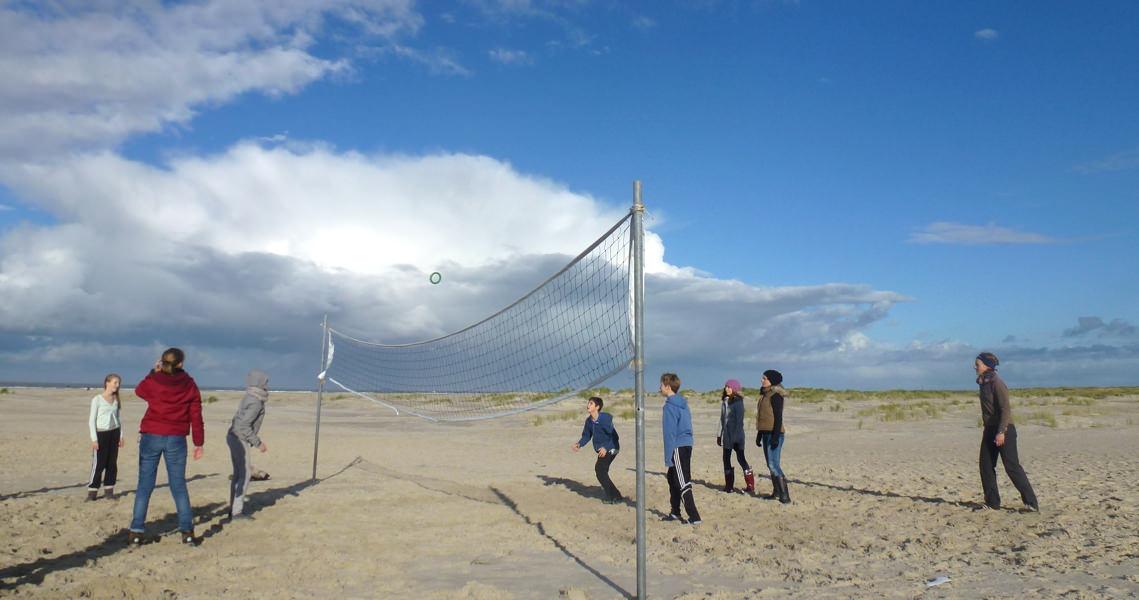 Volleyballnetz_Strandspiele